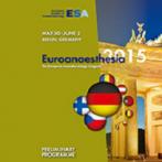 EUROANESTHESIA : Congrès international de l'anesthésie