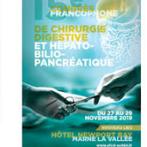 15ème Congrès francophone de chirurgie digestive et hépato-bilio-pancréatique